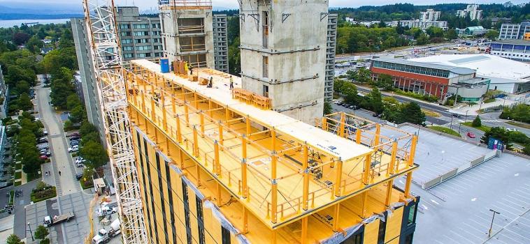 Los edificios de madera más altos del mundo… Y los que les superarán