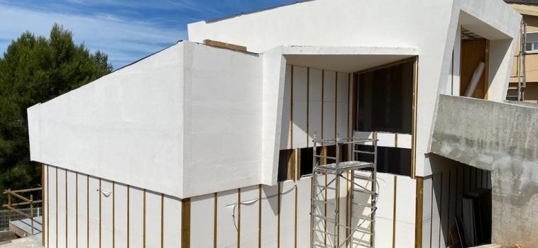 Casa unifamiliar biopasiva Castellgalí