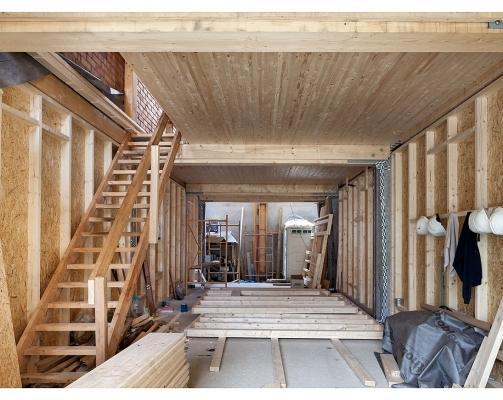 """Federico Pesl, arquitecto: """"La construcción en madera entre medianeras será la próxima revolución de la edificación"""""""