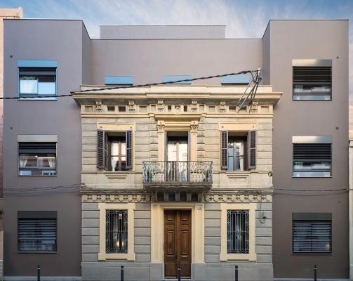 Nuestro edificio de madera en Sants, caso de éxito en una jornada sobre ventilación eficiente en el COAC de Barcelona