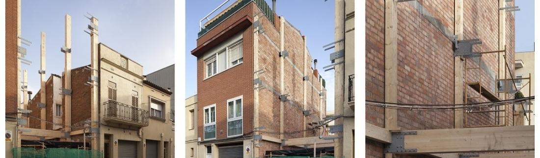 House Habitat inicia la construcción de un edificio de madera en El Prat
