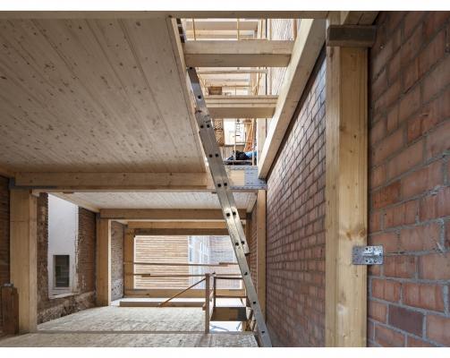 House Habitat participa en 'KnoWood', proyecto europeo pionero para fomentar los edificios en madera