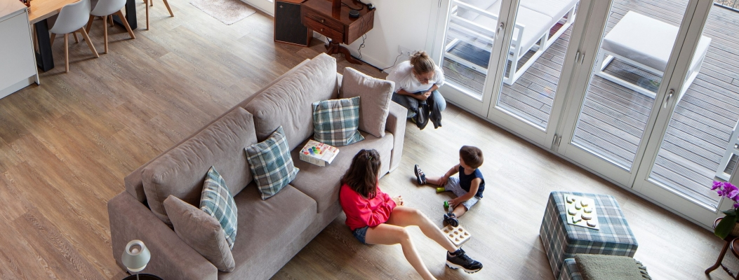 5 musts for a healthy home