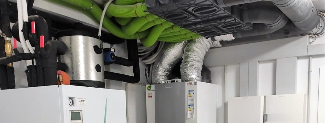 Dual Flow Ventilation, or how to guarantee healthy air in bio-passive homes