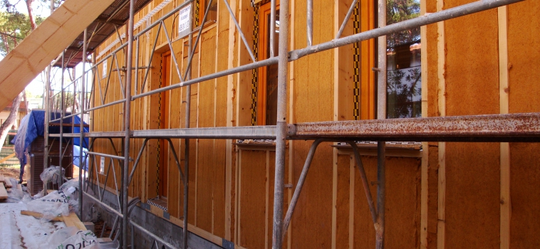 Building energy efficiency and health: the new regulations back up our bio-passive construction model